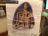 Department 56 The Holy Land The Easter Story Tower of David #59810 MIB