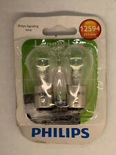 Philips P21/4W LongerLife Miniature Bulb, 2-Pack P21/4WLLB2