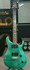PRS SE PAULS GUITAR AQUA & GIG BAG, B STOCK