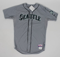 Kendrys Morales game issued/used worn Seattle Mariners jersey! MLB Authenticated
