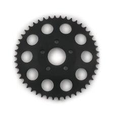 ROUE à chaîne,Pignon,Pignon/GALET arrière 46 dents noir,pour Harley-Davidson FXR