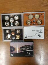 2015 US Mint Silver Proof Set