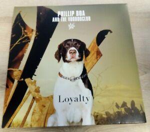 Phillip Boa and the Voodooclub - Loyalty White Vinyl LP, rar,selten