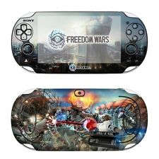 Skin Decal Sticker For PS Vita Original PCH-1000 Series-Freedom Wars #05 + Gift