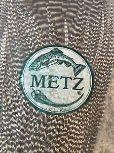 Very nice Metz #2  Saddle, Fly fishing Tying material , NR