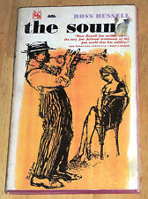 The Sound, Ross Russell - paperback - RARE