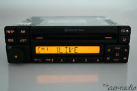 Mercedes Special CD MF2197 Alpine Becker CD-R Radio Spezial Original Autoradio