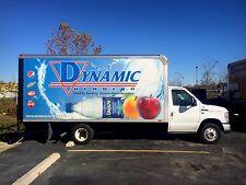 16' Box Truck Wrap - Vehicle Wrap - Trailer Wrap