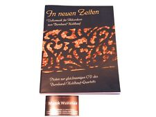 In neuen Zeiten Volksmusik für Akkordeon von Bernard Koblbauf