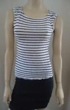 Witchery Casual Striped Sleeveless Tops & Blouses for Women