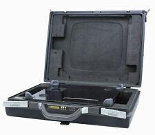 Samsonite Geschäftskoffer For Notebook 325x275cm With Iron Table Tray Gummisch.