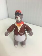 1991 Playmates Toys Disney's TailSpin 'Baloo' Action Figure - Retro 1990's Toy