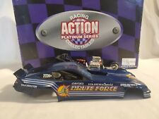 Action JOHN FORCE Brute Force 1:24 1977 Monza Funny Car Diecast 1/13500