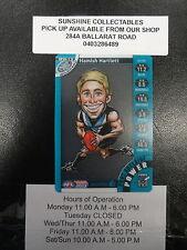 2013 AFL TEAM FORWARD MAGIC WILD CARD MW-13 HAMISH HARTLETT PORT ADELAIDE
