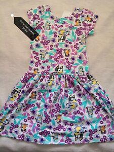 Nwt Bonds Bluey Girls Size 6 Dress