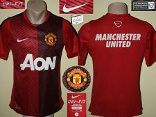 Practice Jersey Trikot Maglia Camiseta Shirt MANCHESTER UNITED Nike Training