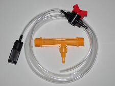 Fertilizer injector for drip irrigation systems, 3/4 Inlet/outlet thread  .