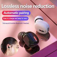 Cuffie Bluetooth 5.0 Auricolari Wireless senza fili sport per tutti smartphone