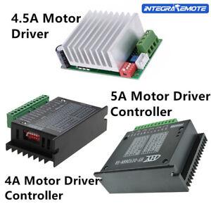 Single-axis Stepper Motor Driver Board Controller TB6600 4A 4.5A 5A CNC