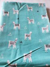 Llama Flannel Fabric, cut by 1/2 yard, Snuggle Flannel