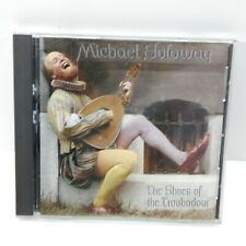 Michael Soloway CD The Shoes of the Troubadour