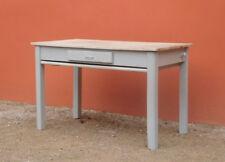Tavolo con mattarello e asse a sfilo, laccato Shabby Chic, piano marmo, '900!