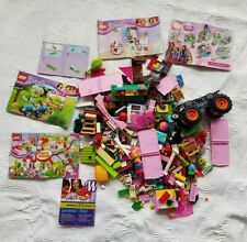 LEGO Friends Bundle Job Lot Mix 41115, 41026, 10660, Disney Princess & Others.