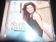 Shania Twain Greatest Hits Best Of (Australia) CD - New