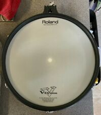 """Roland Pd-125 Bk 12"""" Mesh Head V Drum Pd125 with Clamp"""