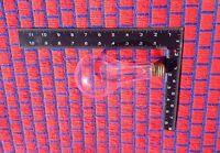 150w Light bulb American Electric Lamp 150 watt AEL made in USA PS25 CLEAR 130v