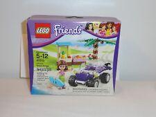 NEW LEGO Friends Olivia's Beach Buggy Factory Sealed Box Set 41010