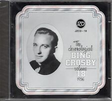The Chronological Bing Crosby Volume 18 1936 CD