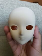 Volks Dollfie Dream head blank 07 Semi White New never used