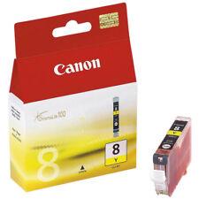 Cartucho de tinta CANON CLI-8Y Color Amarillo Original (0623B001)