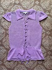 Generra Cashmere Sweater Top NWOT/Sz. S