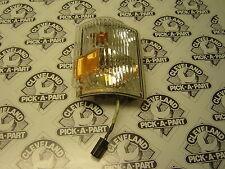2006 International Tilt Cab Over Truck OEM LH Front Marker Lamp Light DAMAGED