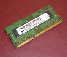 Micron 1GB DDR3 RAM Memory Module 204 pin PC3-8500 PC3-8500S MT8JSF12864HZ