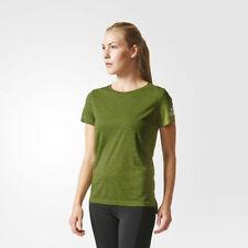 T-shirt, maglie e camicie da donna a manica corta adidas a girocollo