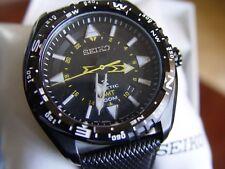 SEIKO SUN057 Prospex Kinetic GMT Men's Watch (NEW)