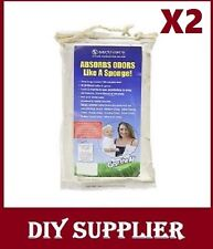 Earth Care Odour Remover Bag - 2 Packs Rat Mice Contrac Ditrac
