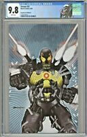 Venom #25 CGC 9.8 Greg Horn Art Edition B Virgin 1st Virus Cover Variant