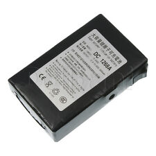 DC-1268A Super Recheargeable Li-ion battery 12.6V 6800mAh for Security Equipment