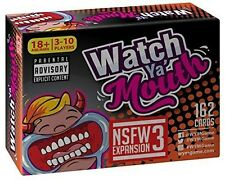 Watch Ya' Mouth 3rd NSFW Expansion