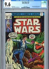 Star Wars #10 CGC 9.6 OW-White Pages Marvel Comics 1978