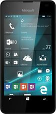 "Microsoft/Nokia Lumia 550 Black Single Sim 8GB WiFi 4.7"" Sim Free Windows Phone"