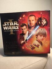 Star Wars Episode 1 The Phantom Menace Widescreen Video Collector's Edition