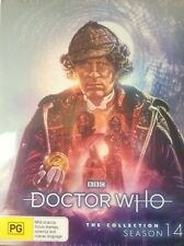 Doctor Who Blu Ray Season 14 The Collection Tom Baker Region a B C