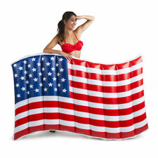 Giant American Flag Pool Float Party Fourth of July Tanning 5 Feet Wide BMPF-AF