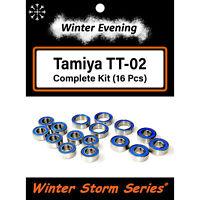 Tamiya TT01e Ceramic Bearing Kit TT-01 RC Car Truck Bearings OZRC JL