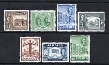 Jamaica - SG# 134 - 140 (7) MNH    /     Lot 1120056